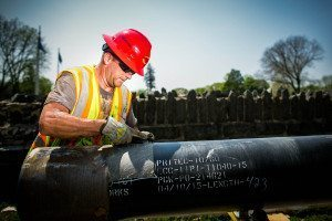 Find out about our Gas Work , Image: Gas Worker