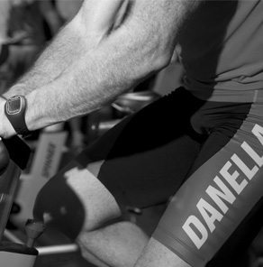 Danella Wellness - Man On Bike