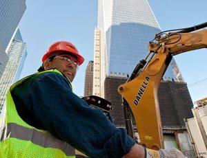 jobsite safety - heavy equipment
