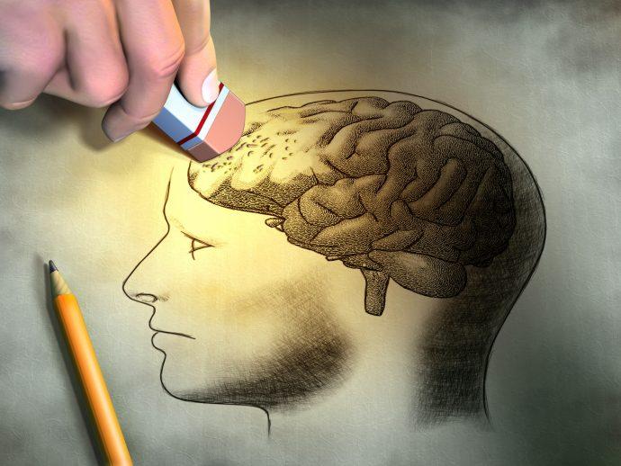 Our Brains Losing Memories as we Age