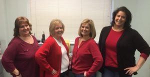 J. Daniel - Wear Red Day