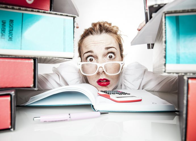 Stress and the workplace: Women stressed