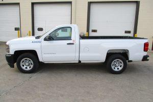 1 2 Ton Pickup Truck Driver Side Single Cab