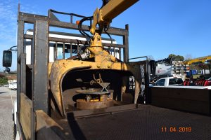 2013 Hi Rail Log Loader 3