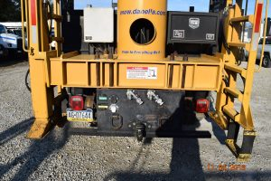 2013 Hi Rail Log Loader 5
