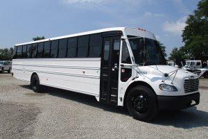 Bus Passenger Side Front