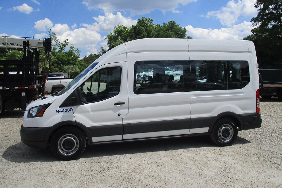 Passenger Van Driver Side