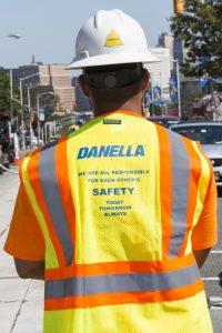 Safety Vest Saying