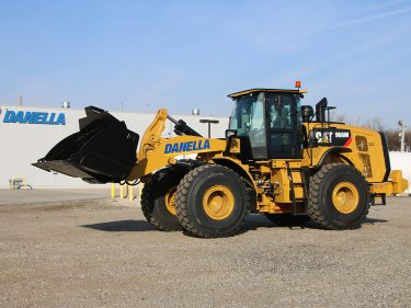 Front End Loader 50,000+ lbs.