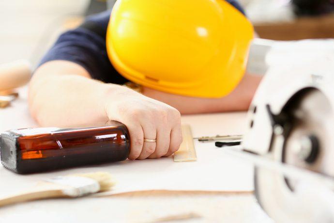 Alcohol Awareness Construction