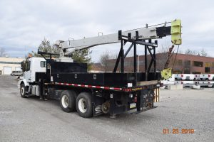 Hi Rail Crane Center Mount 3