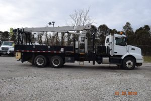 Hi Rail Crane Center Mount 6