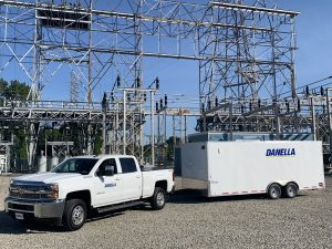 Danella Substation Construction