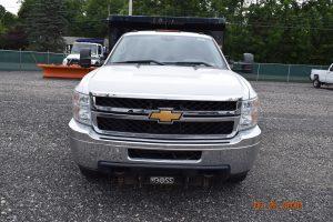 2013 Reg Cab Dump Truck 1