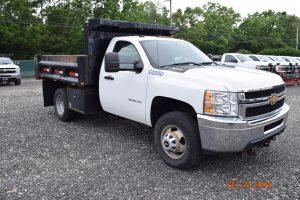 2013 Reg Cab Dump Truck 2