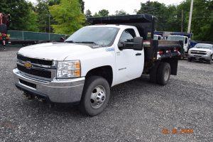 2013 Reg Cab Dump Truck 5