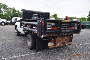 2013 Reg Cab Dump Truck 6