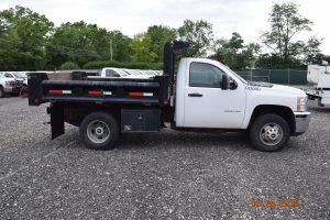 2013 Reg Cab Dump Truck 8