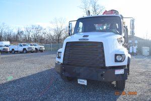 2014 Knuckleboom Crane Truck 1