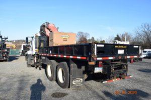 2014 Knuckleboom Crane Truck 3
