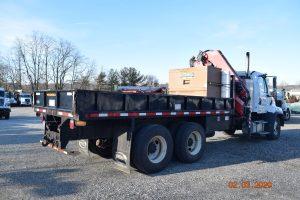 2014 Knuckleboom Crane Truck 4
