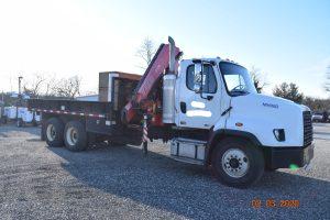 2014 Knuckleboom Crane Truck 5
