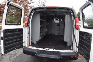 2015 Cargo Van 3