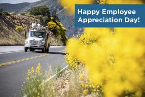 Employee Appreciation Day Day of Sign