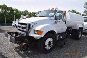 2013 Hi Rail Water Truck 2