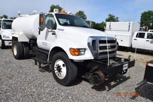 2013 Hi Rail Water Truck 3