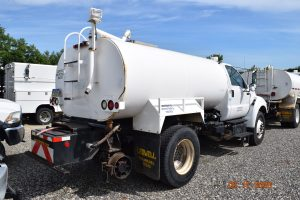 2013 Hi Rail Water Truck 5