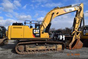 2017 Cat336 Excavator 6