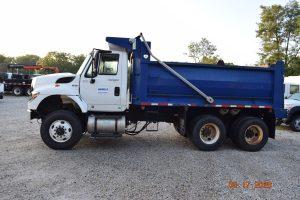 2012 Tandem Axle Dump Truck 1