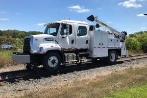 High-Rail Truck