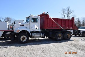 2013 Hi Rail Rotary Dump Truck 2