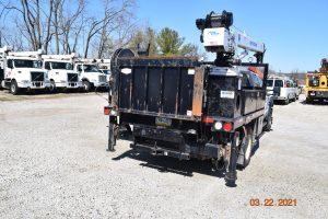 2016 Hi Rail Crew Cab Flat Bed Section Truck 4