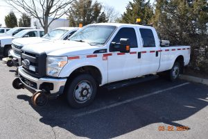 2016 Hi Rail Crew Cab Truck 1