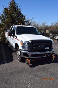 2016 Hi Rail Crew Cab Truck 2