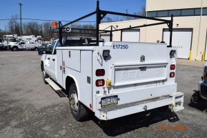 2015 Hi Rail Extended Cab Utility Truck 1