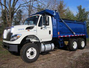 Danella Dump Truck