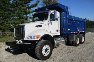 10 16 Cubic Yard Dump Truck Driver Side2 resize