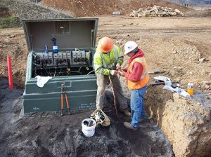 Underground Electric resize