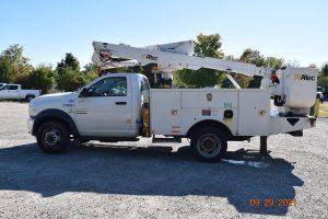 2014 Altec Bucket Truck 2